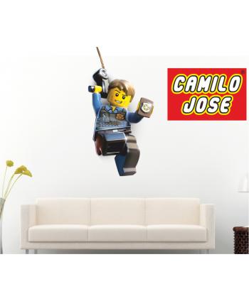 LEGO City (Nombre personalizado)