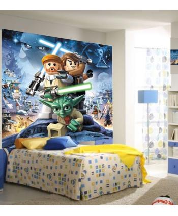Fotomural Lego Star Wars