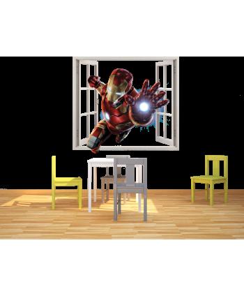 Ventana Iron Man 2