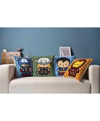 Cojines Superheroes 3