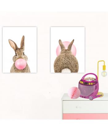 Bubble Gum Rabbit