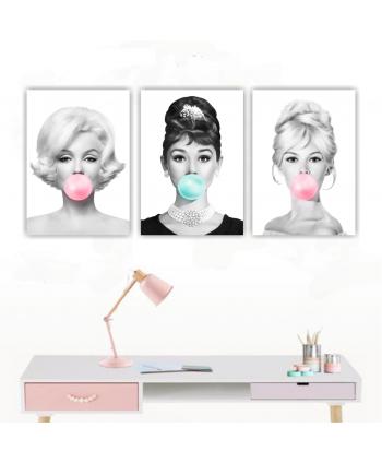 Bubblegum Pop Art
