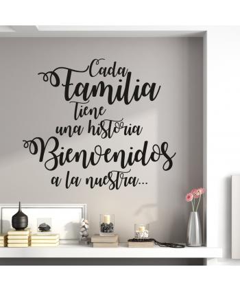 Cada Familia es una historia