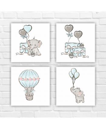 Retablos Elefantes 2