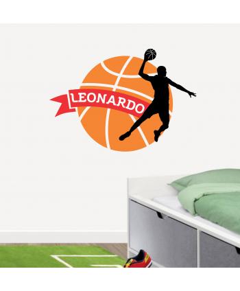 Baloncesto (Nombre Personalizado)