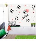 Balones de Futbol (Nombre personalizado)