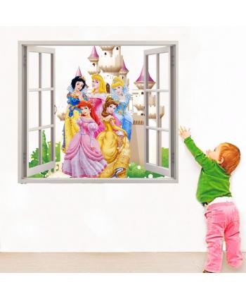 ventana Princesas 3