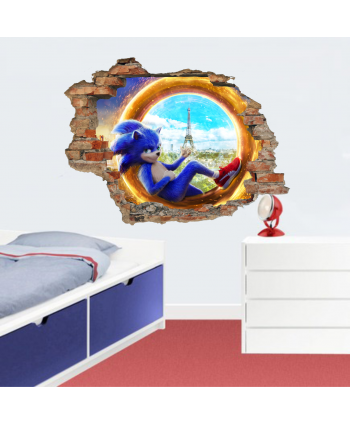 Pared Rota Sonic C