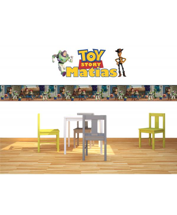 Cenefa Toy Story