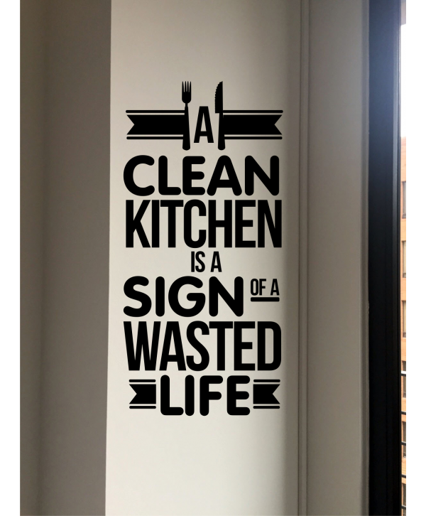 A Clean Kitchen