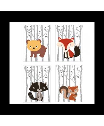 Retablos Infantiles Forest