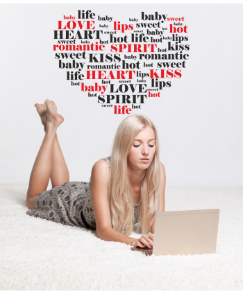 Corazón Tipográfico