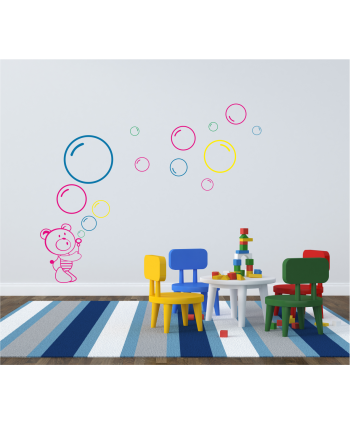 Osito y Burbujas