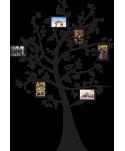 Árbol Genealógico primaveral