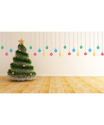 Bolitas de Navidad