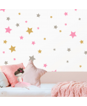 Kit de estrellas 3 colores