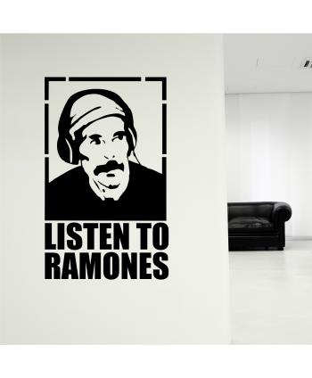 Listen to ramones