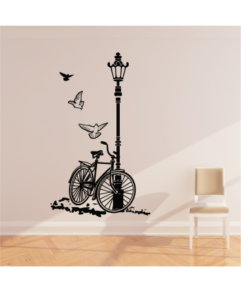 Bicicleta & Faro