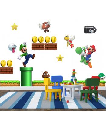 Super Mario 16 figuras