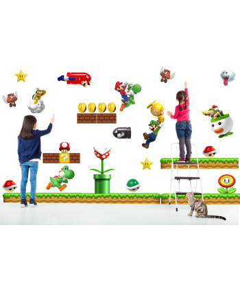 Super Mario 3 (30 figuras)