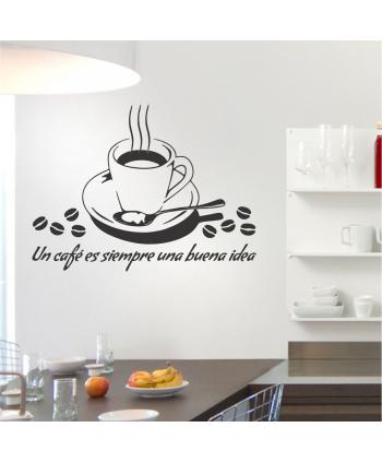 Un café es siempre una buena idea